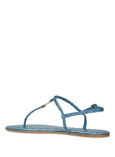 Tory Burch Sandalet Mavi